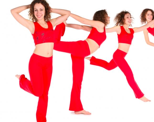 Аэробная нагрузка для похудения
