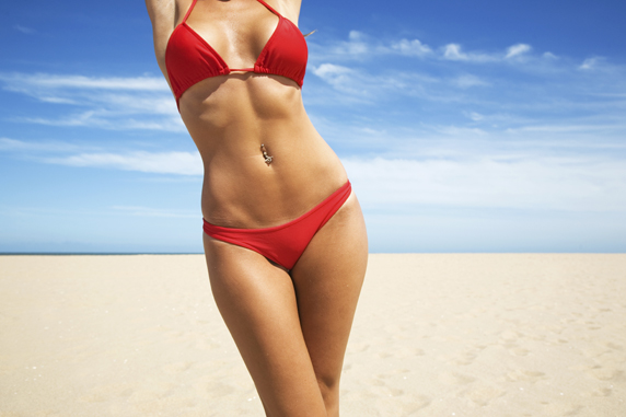 создайте здоровое красивое тело