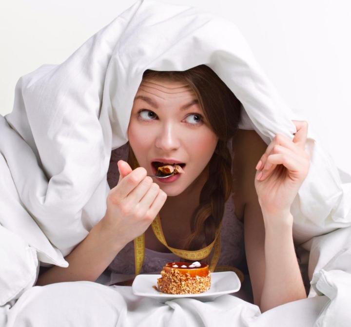 Пищевая зависимость?