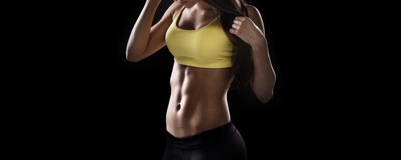 Идут ли мышцы женщинам?