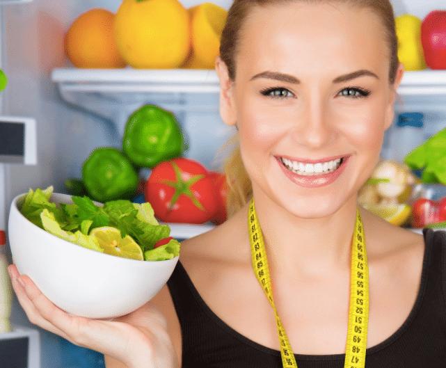 Правильное питание похудеть позволит быстро